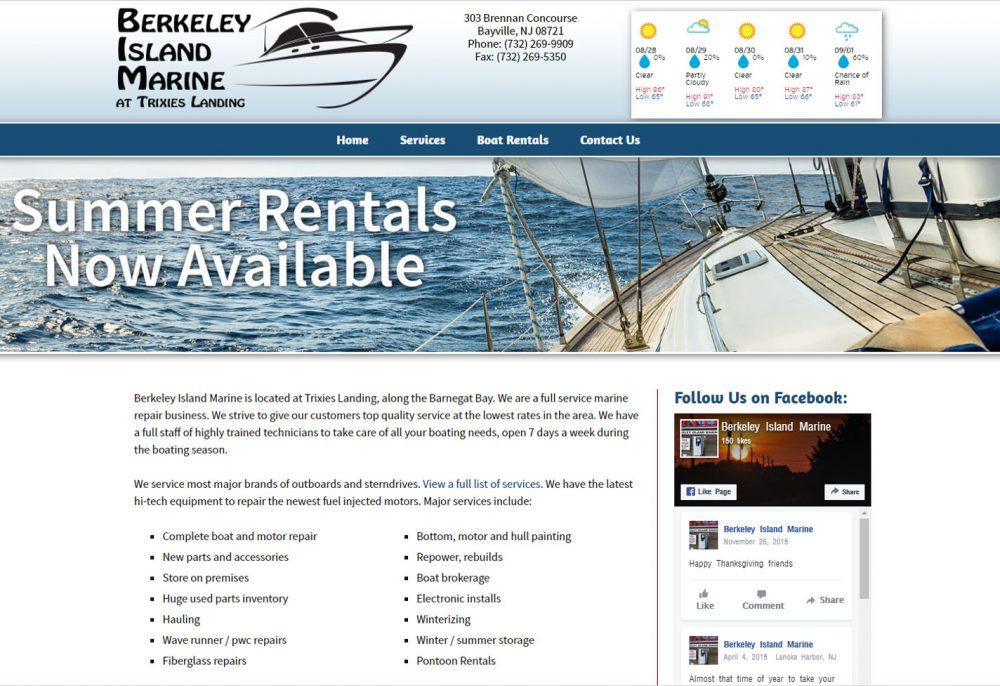Berkeley Island Marine